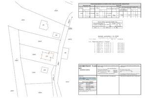 GP pro vyznačení budovy